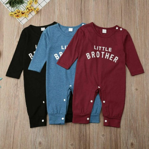 LITTLE BROTHER ROMPER