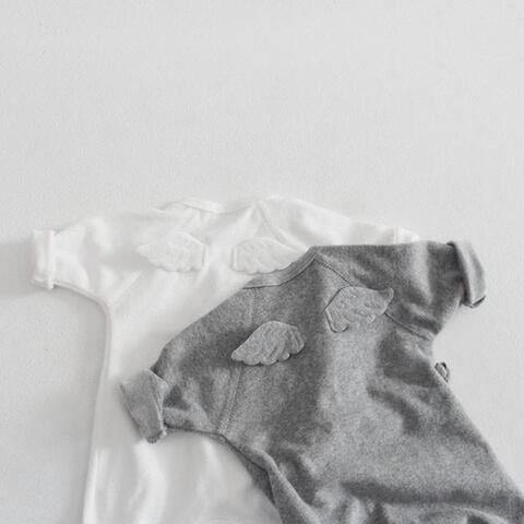 Newborn Winged Onesie
