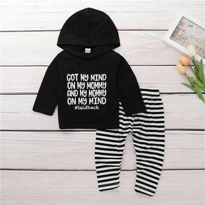 Mommy On My Mind Outfit