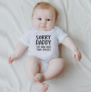 SORRY DADDY T-SHIRT