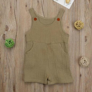 Summer Overall Jumpsuit