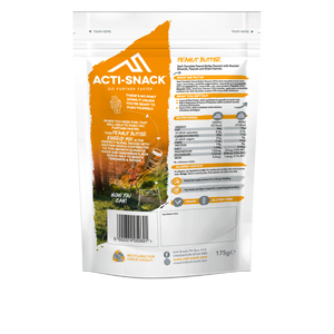 PEANUT BUTTER ENERGY MIX POWERPACK