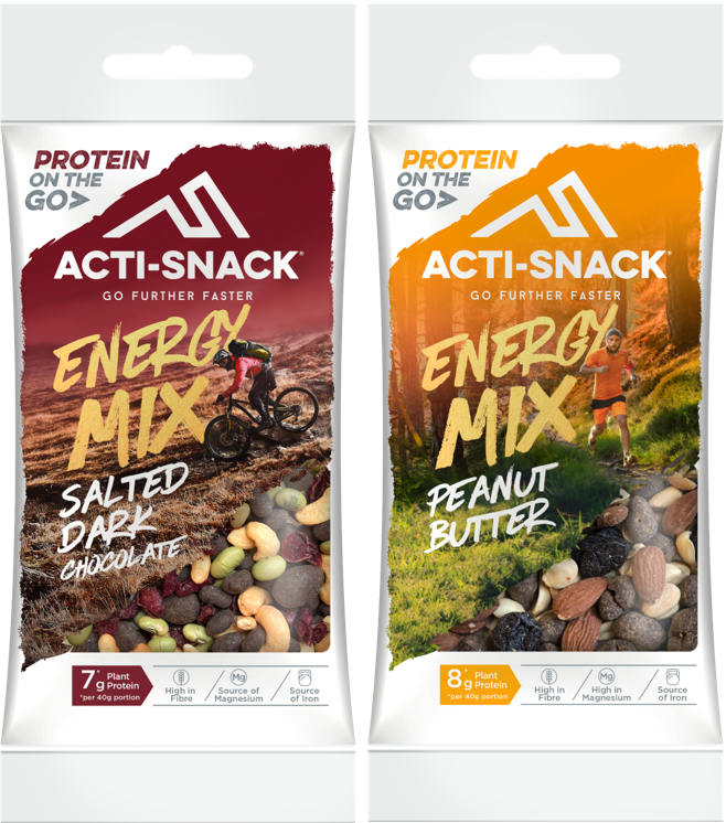 ENERGY TRAIL MIX SAMPLE PACKS