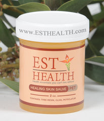 "EST HEALTH Healing Skin Salve ""PET"""