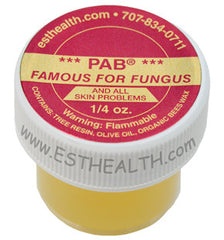 "PAB ""The All Organic Miracle Salve"""