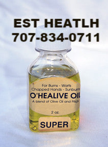 Super O'Healive Oil