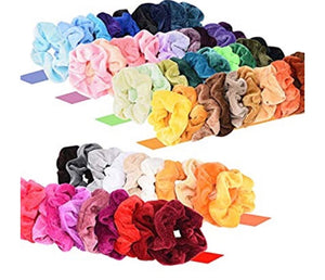 Wholesale 21 Scrunchies