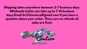 Whole Sale Lashes