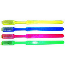 Pre-Pasted Disposable Adult Toothbrush