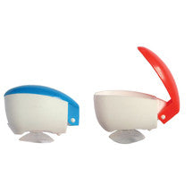 Suction Cup Toothbrush Cap