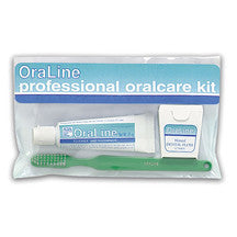 Adult Preventive Dental Kit with Rainbow Adult Toothbrush