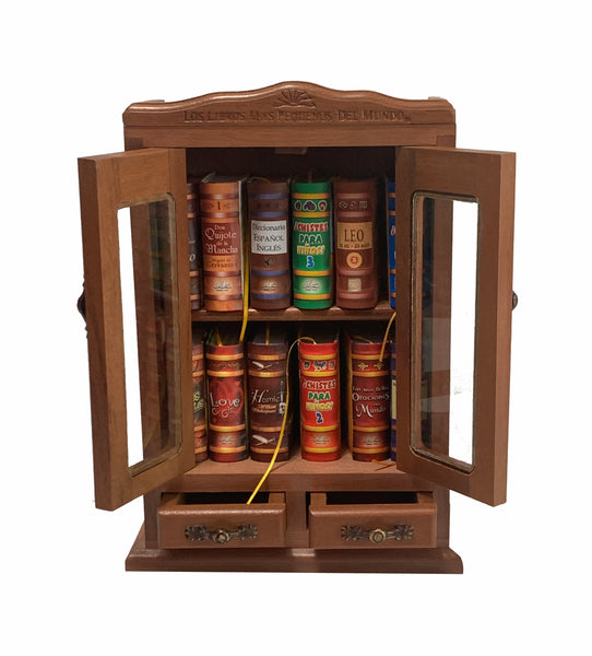 Biblioteca (Armoire) for 12 books