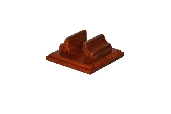 "Wooden Stand (fits 0.84"" wide books)"