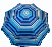 Load image into Gallery viewer, 6' Premium Beach Umbrella with Anchor UPF 50+