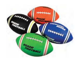 SMALL RUBBER FOOTBALL