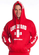 Load image into Gallery viewer, Lifeguard Hooded Sweatshirt