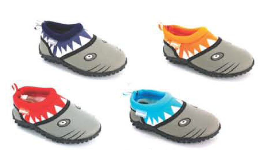 Toddler Aqua Shoes - Shark