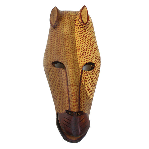 Cheetah Mask 14""