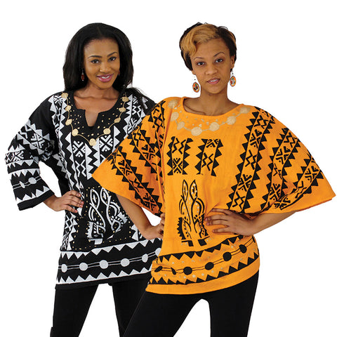 Heavy Cloth Chiwara Dashiki
