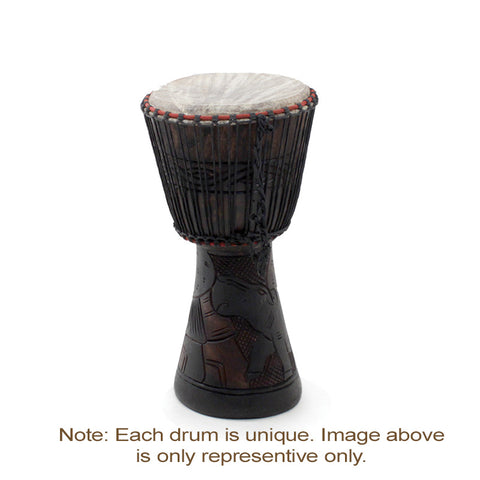 "D'Jembe Drum: Medium/Large 19""-21"""