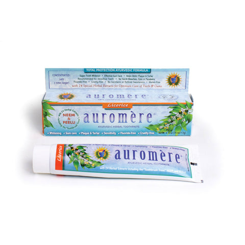 Neem Licorice Toothpaste