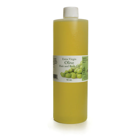 Olive Hair & Body Oil - 1 Lb.
