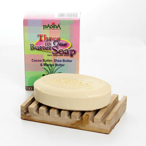 Three In One Butter Soap - 3_ oz.