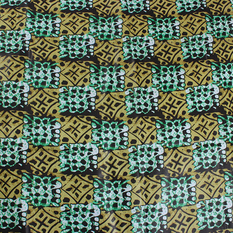 Economy Fabric: Green/Olive - 12 Yds