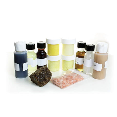 African Skin & Body Care: Sampler Set