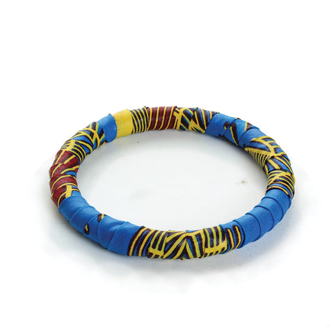 Kitenge Bangle: ASSORTED