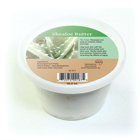Shealoe Butter - 10 oz.