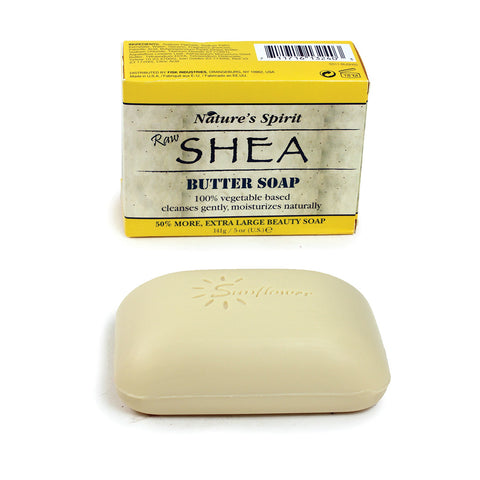 Raw Shea Butter Soap - 5 oz.