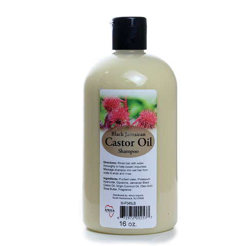 Black Jamaican Castor Oil Shampoo 16 oz.