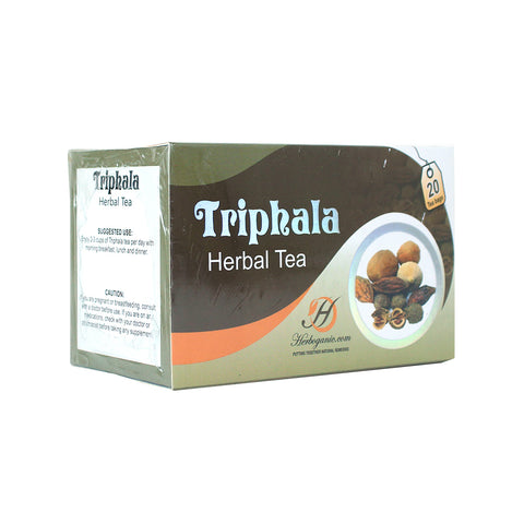 Triphala Herbal Tea - 20 Bags