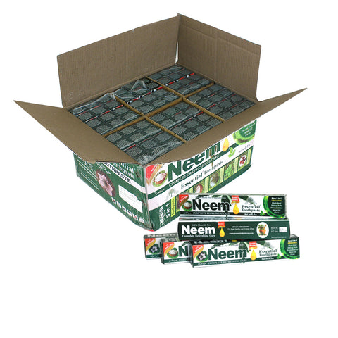 Neem Essential Toothpaste - Case Of 72