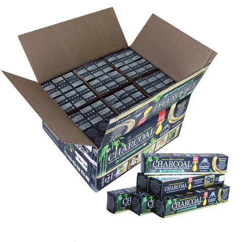Charcoal Toothpaste - Case Of 72