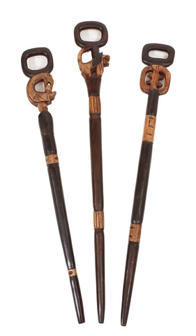 Ghanaian Walking Stick - ASSORTED