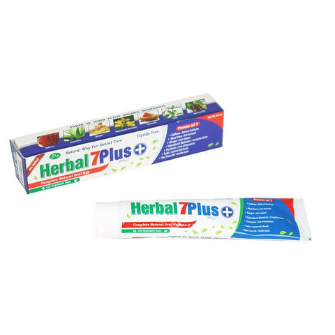 Herbal 7Plus+ Toothpaste