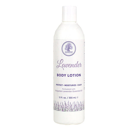 Lavender Body Lotion - 12 oz.