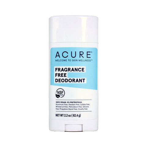 ACURE Fragrance Free Deodorant