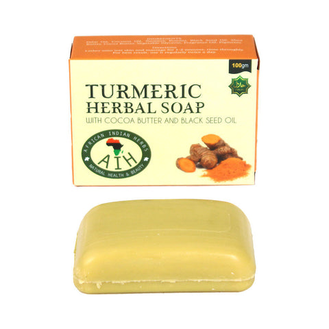 Turmeric Herbal Soap - 3.5 oz.