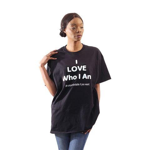 I Love Who I Am T-Shirt