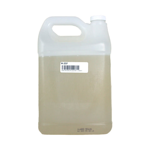 Aloe Vera Natural Liquid Gel - 1 Gallon