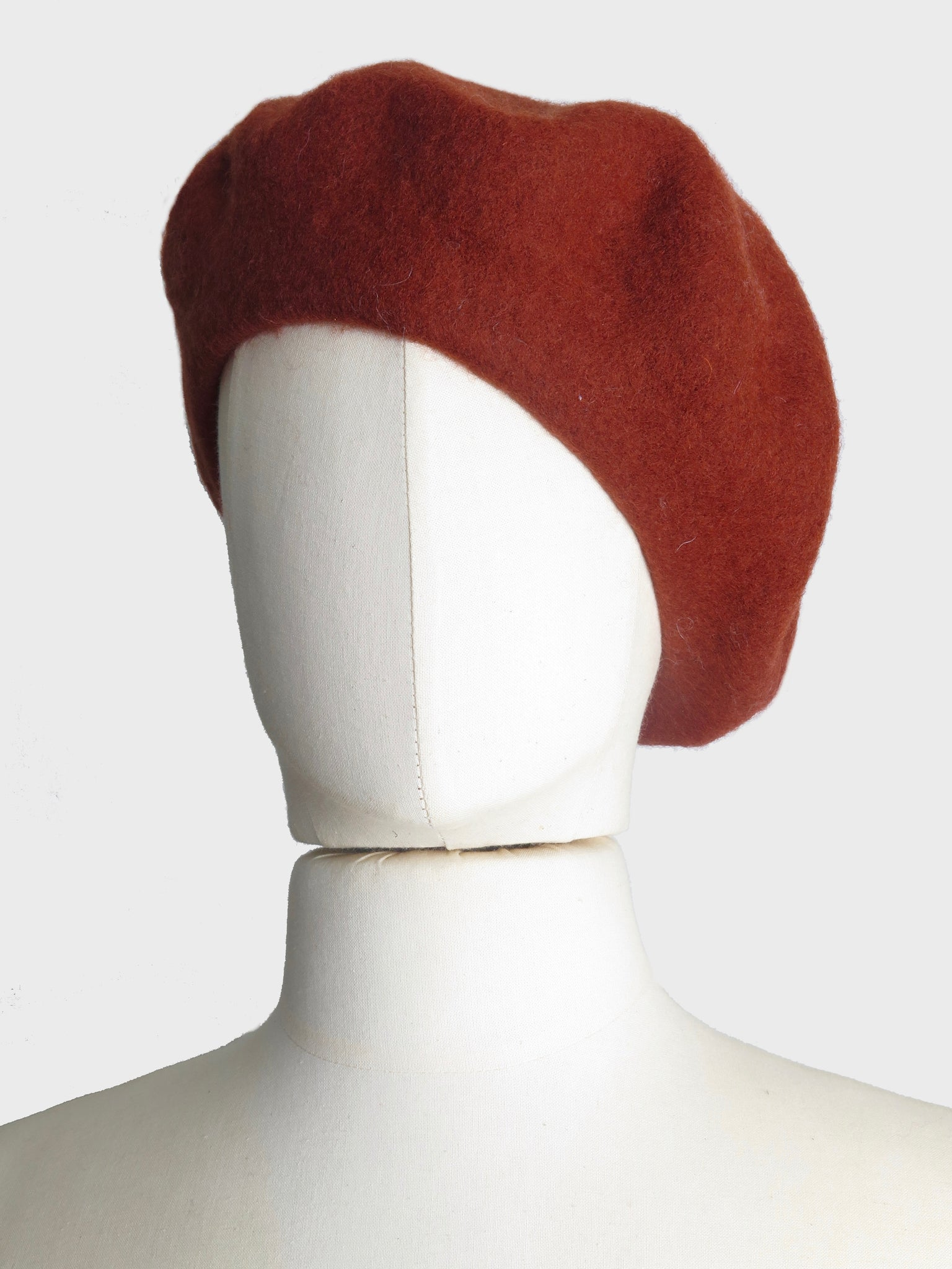 Classic Wool Beret One Size Different Colours Available