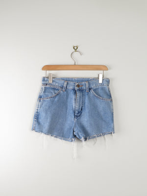 Wrangler Denim Shorts 26/27""
