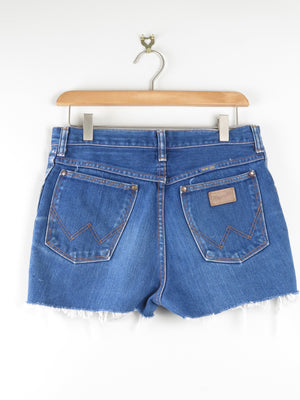 Wrangler Denim Shorts 30 W