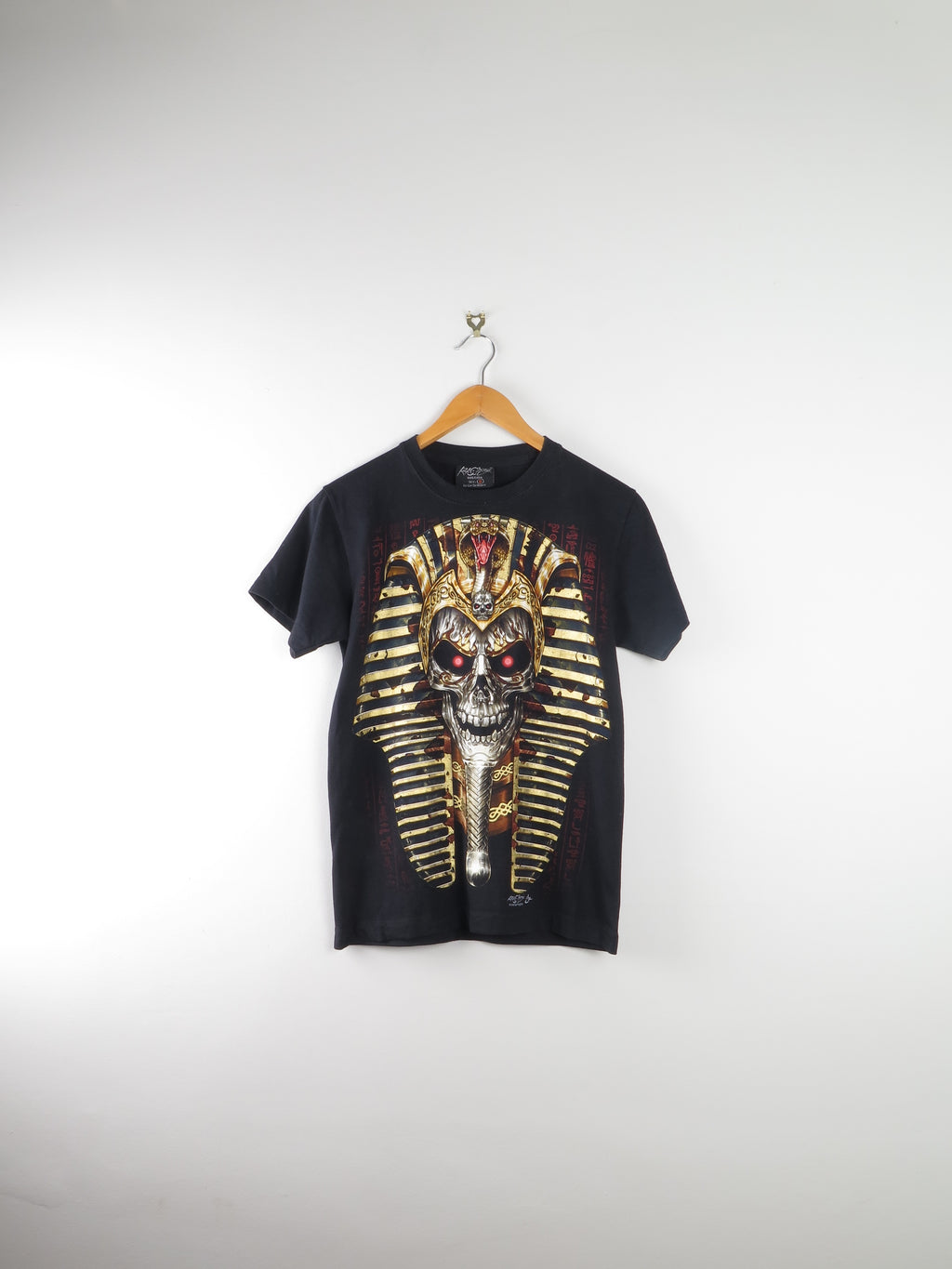 Egyptian Style Rock T-shirt S