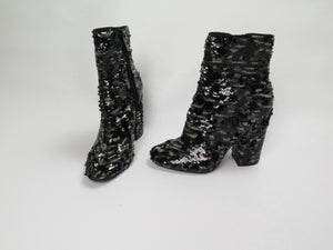 Kendal & Kylie Sequin Boots UK 5 US 7