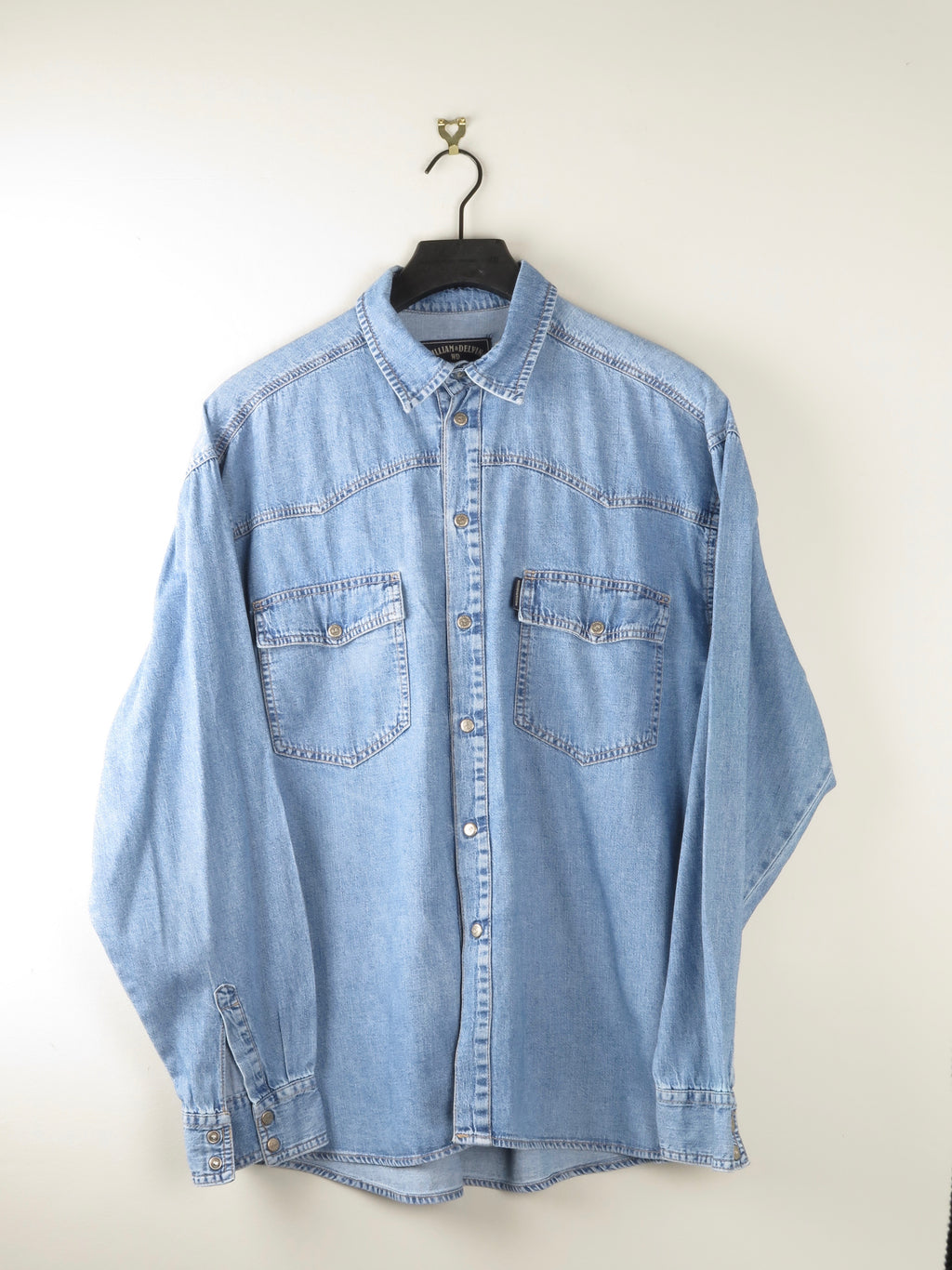 Denim Shirt M