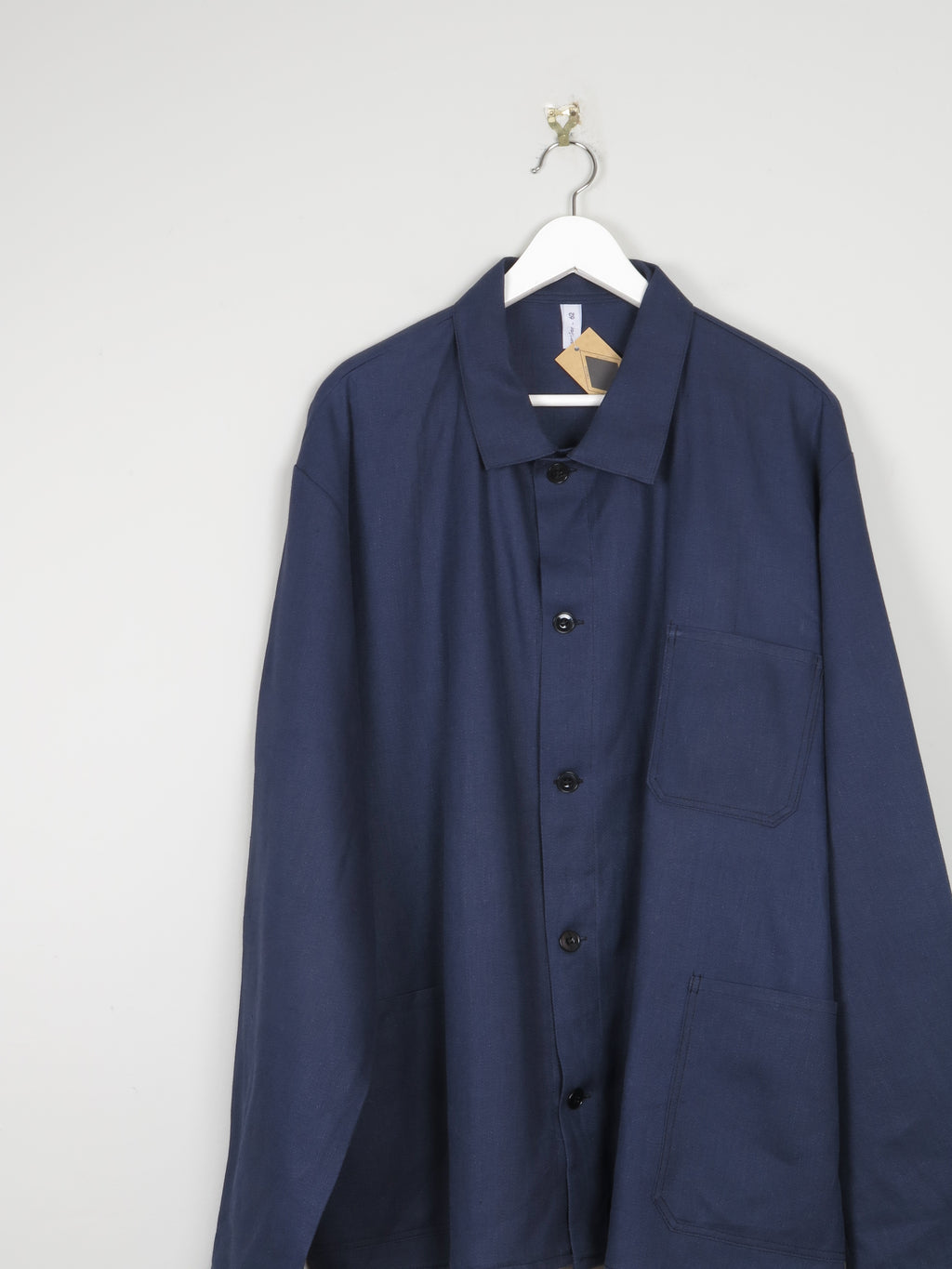 Mens Navy Work Jacket Unworn XL